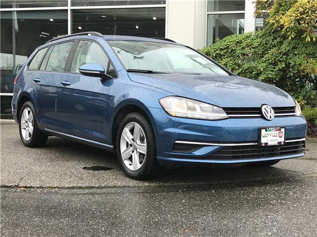 2018 Volkswagen Golf SportWagen 1.8 TSI Trendline (Stk: LF009040) in Surrey - Image 2 of 30