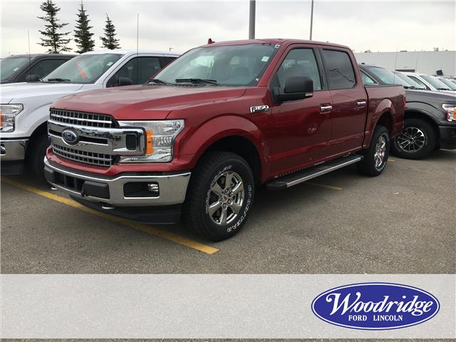 2018 Ford F-150 XLT (Stk: J-2598) in Calgary - Image 1 of 5
