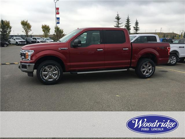 2018 Ford F-150 XLT (Stk: J-2598) in Calgary - Image 2 of 5