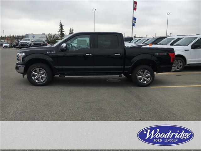 2018 Ford F-150 Lariat (Stk: J-2621) in Calgary - Image 2 of 5
