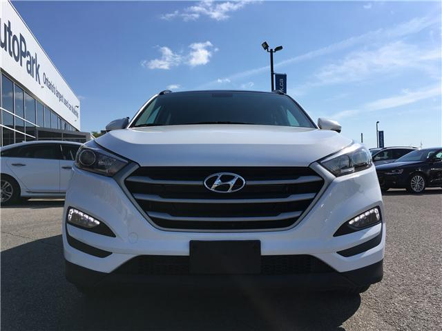 2017 Hyundai Tucson Premium (Stk: 17-60664RJB) in Barrie - Image 2 of 27