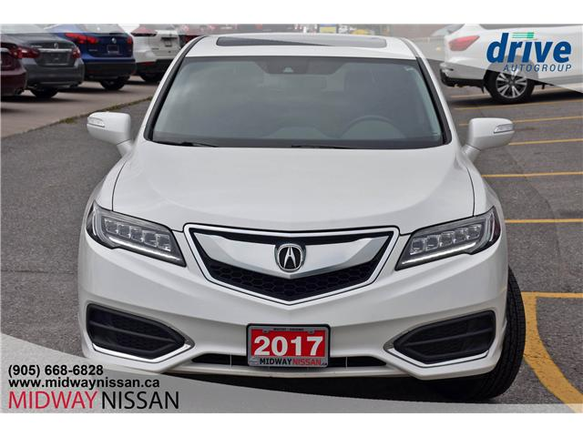 2017 Acura RDX Tech (Stk: U1444) in Whitby - Image 2 of 29