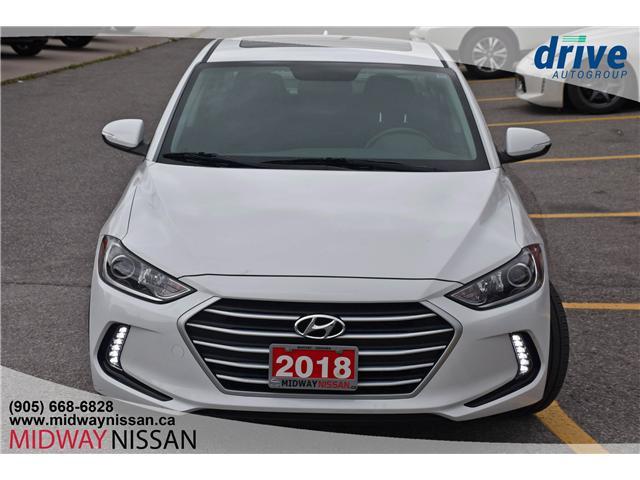 2018 Hyundai Elantra GLS (Stk: U1450R) in Whitby - Image 2 of 21