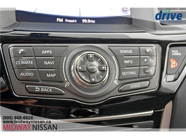 2018 Nissan Pathfinder SV Tech DEMO|Navigation|Adaptive