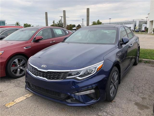 2019 Kia Optima EX (Stk: OP19002) in Mississauga - Image 1 of 5