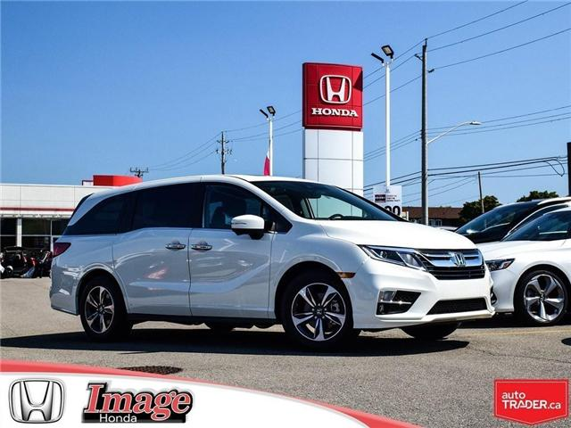 2019 Honda Odyssey  (Stk: 9V49) in Hamilton - Image 1 of 17