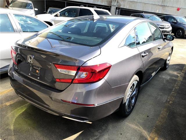 2018 Honda Accord EX-L (Stk: 6J13230) in Vancouver - Image 3 of 4