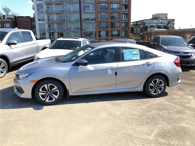 2018 Honda Civic LX (Stk: 3J13310) in Vancouver - Image 2 of 4