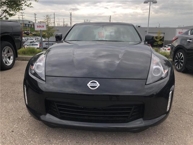 2019 Nissan 370Z Sport (Stk: DW1019) in Waterloo - Image 1 of 2