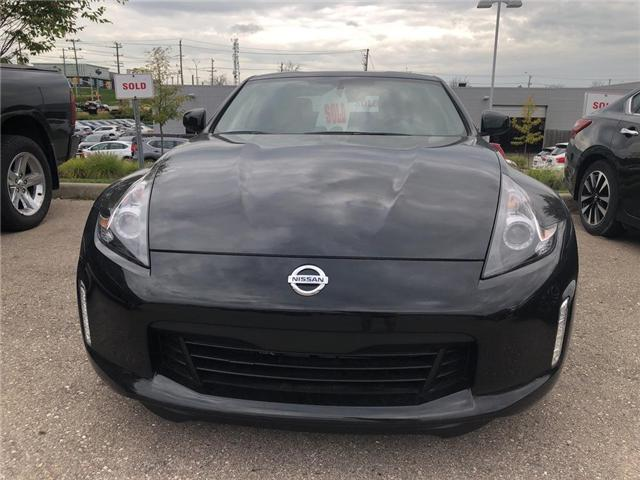 2019 Nissan 370Z Sport (Stk: DW1019) in Waterloo - Image 2 of 2