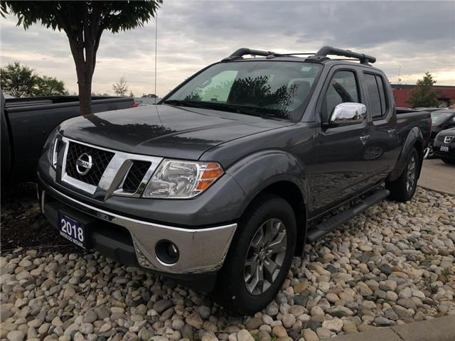 2018 Nissan Frontier SL (Stk: NW1073) in Waterloo - Image 1 of 5