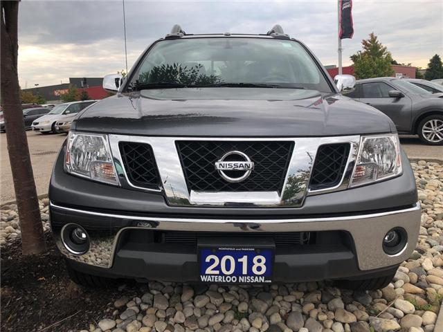 2018 Nissan Frontier SL (Stk: NW1073) in Waterloo - Image 2 of 5