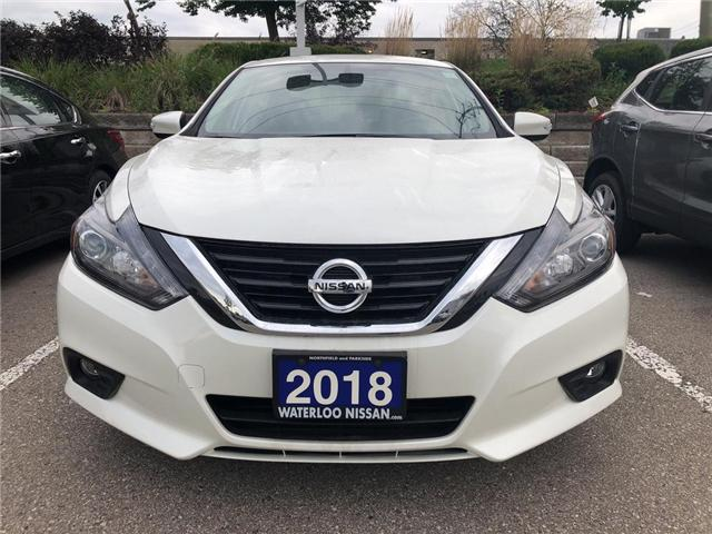 2018 Nissan Altima 2.5 SL Tech (Stk: NW1023) in Waterloo - Image 2 of 5