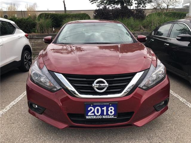 2018 Nissan Altima 2.5 SL Tech (Stk: NW1056) in Waterloo - Image 2 of 5