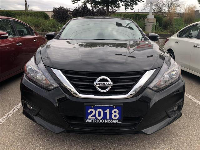 2018 Nissan Altima 2.5 SL Tech (Stk: NW1044) in Waterloo - Image 2 of 5