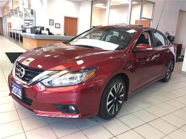 2018 Nissan Altima 2.5 SL Tech (Stk: NW1142) in Waterloo - Image 1 of 5
