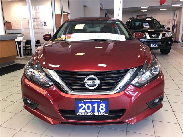 2018 Nissan Altima 2.5 SL Tech (Stk: NW1142) in Waterloo - Image 2 of 5