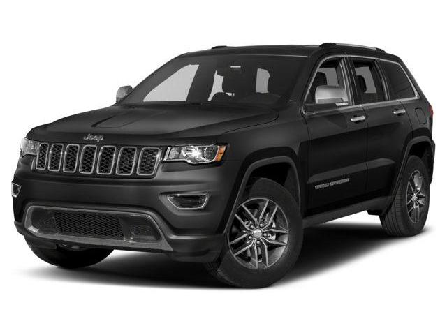 2018 Jeep Grand Cherokee Limited (Stk: 181737) in Thunder Bay - Image 1 of 9