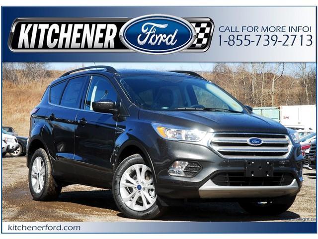 2018 Ford Escape SE (Stk: 8E7590) in Kitchener - Image 1 of 3