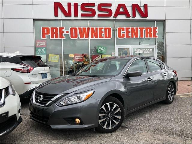 2017 Nissan Altima 2.5 SV (Stk: M9842) in Scarborough - Image 1 of 24