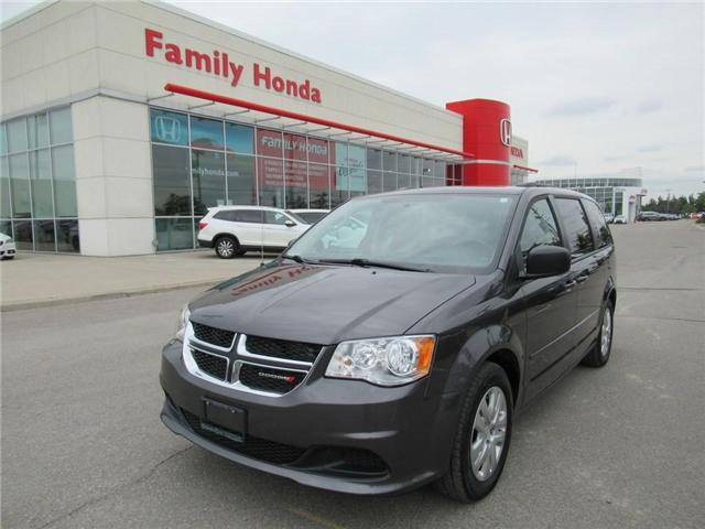 2016 Dodge Grand Caravan SE/SXT, LOW KMS! (Stk: 8309362A) in Brampton - Image 1 of 30
