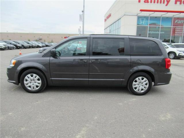 2016 Dodge Grand Caravan SE/SXT, LOW KMS! (Stk: 8309362A) in Brampton - Image 2 of 30