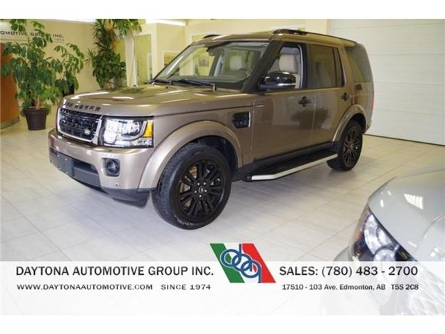 2015 Land Rover LR4 Base (Stk: 7267) in Edmonton - Image 1 of 20