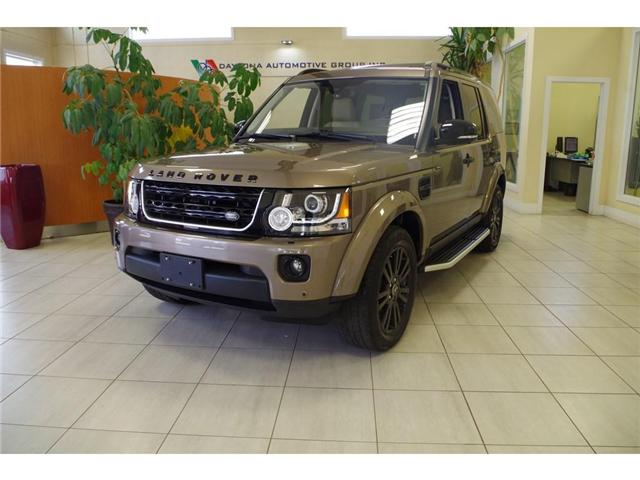 2015 Land Rover LR4 Base (Stk: 7267) in Edmonton - Image 2 of 20