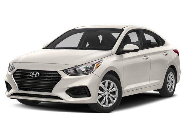 2019 Hyundai Accent Preferred (Stk: H4054) in Toronto - Image 1 of 9