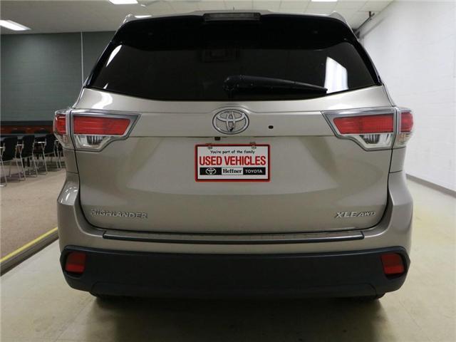 2016 Toyota Highlander  (Stk: 186105) in Kitchener - Image 8 of 26