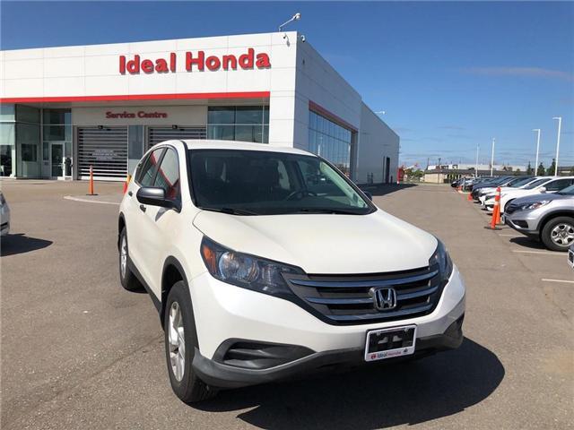 2013 Honda CR-V LX (Stk: I181326A) in Mississauga - Image 1 of 18