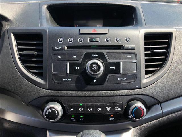 2013 Honda CR-V LX (Stk: I181326A) in Mississauga - Image 13 of 18