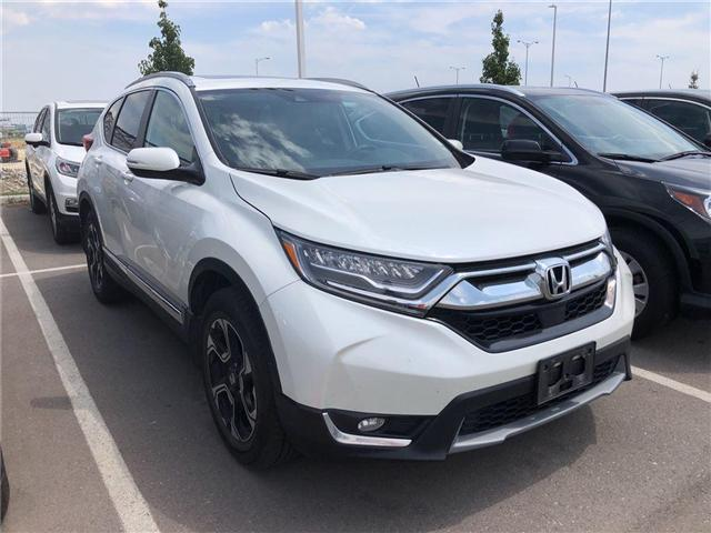2017 Honda CR-V Touring (Stk: I181426A) in Mississauga - Image 1 of 5