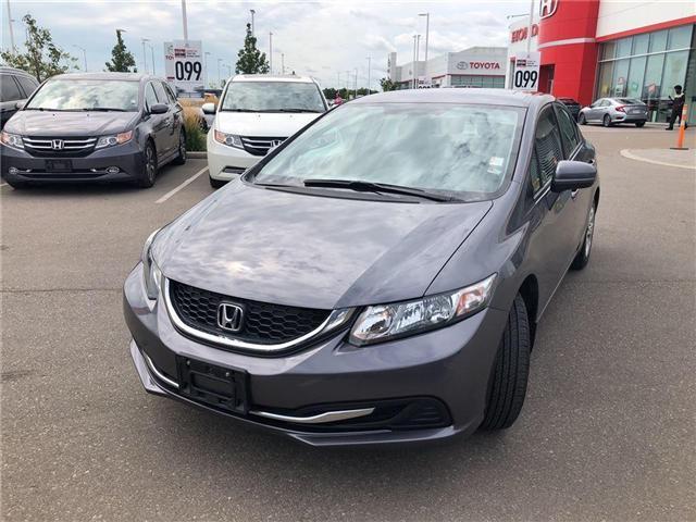 2014 Honda Civic LX (Stk: I181347A) in Mississauga - Image 3 of 20