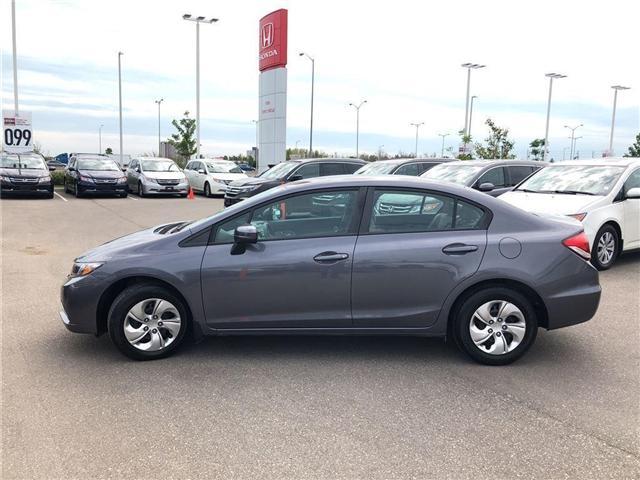 2014 Honda Civic LX (Stk: I181347A) in Mississauga - Image 4 of 20