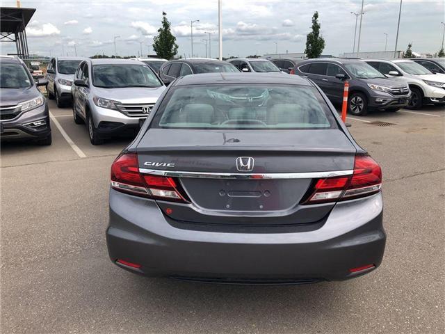 2014 Honda Civic LX (Stk: I181347A) in Mississauga - Image 6 of 20