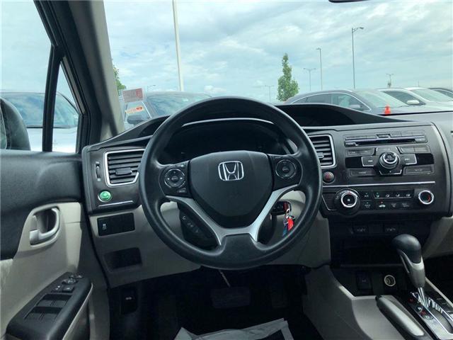 2014 Honda Civic LX (Stk: I181347A) in Mississauga - Image 17 of 20
