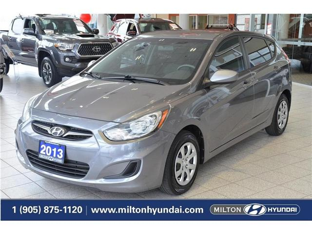 2013 Hyundai Accent  (Stk: 125815) in Milton - Image 1 of 38
