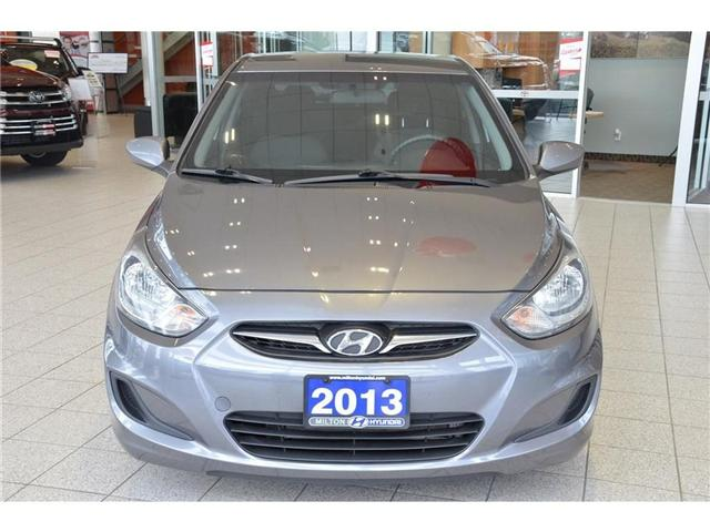 2013 Hyundai Accent  (Stk: 125815) in Milton - Image 2 of 38