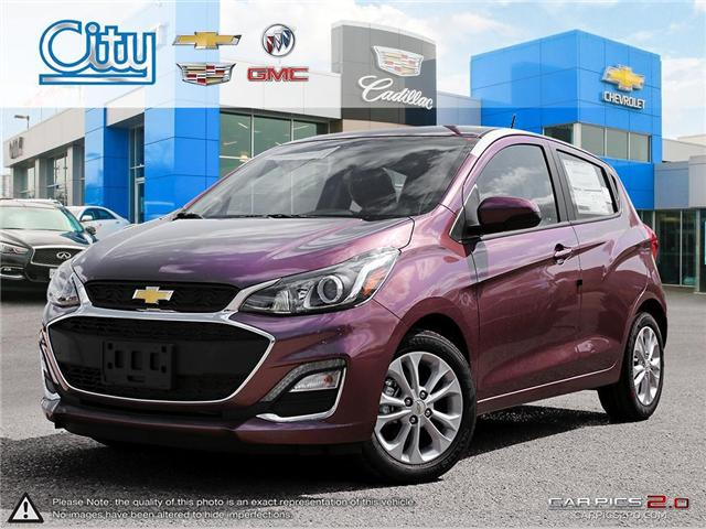 2019 Chevrolet Spark 1LT CVT (Stk: 2914305) in Toronto - Image 1 of 27