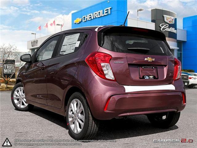2019 Chevrolet Spark 1LT CVT (Stk: 2914305) in Toronto - Image 4 of 27