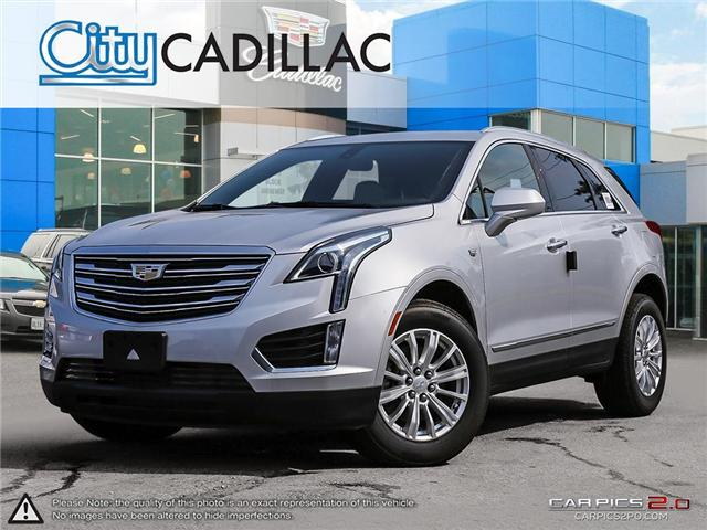2018 Cadillac XT5 Base (Stk: 2842416) in Toronto - Image 1 of 27