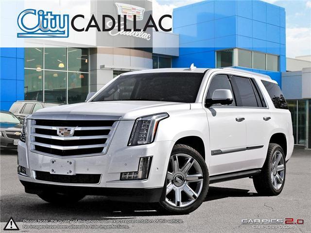 2018 Cadillac Escalade Premium Luxury (Stk: 2869156) in Toronto - Image 1 of 27
