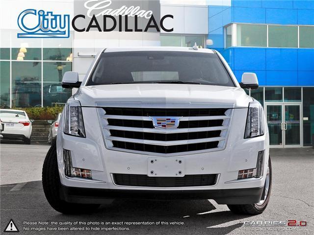 2018 Cadillac Escalade Premium Luxury (Stk: 2869156) in Toronto - Image 2 of 27
