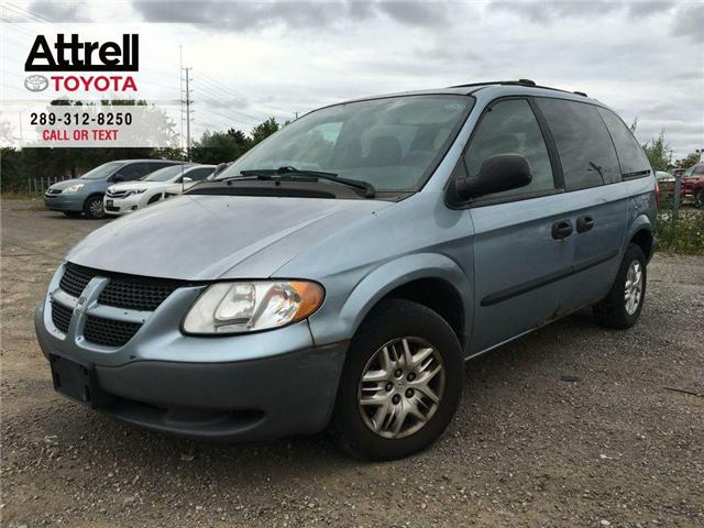 2004 Dodge Caravan SE 7 PASS, DVD PLAYER, ROOF RACK, POWER GROUP, ABS (Stk: 41725A) in Brampton - Image 1 of 23