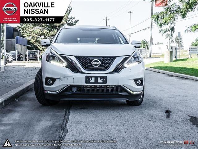 2018 Nissan Murano SL (Stk: N18398) in Oakville - Image 2 of 20