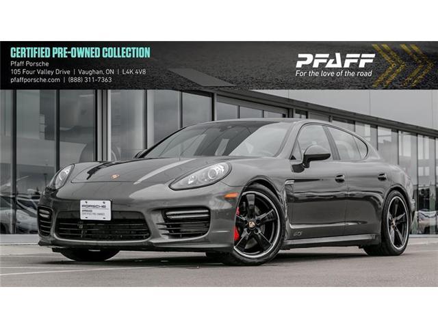 2016 Porsche Panamera GTS (Stk: U7393) in Vaughan - Image 1 of 7