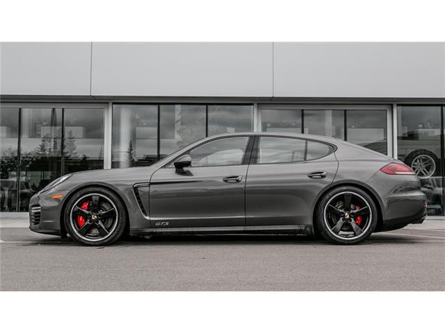 2016 Porsche Panamera GTS (Stk: U7393) in Vaughan - Image 2 of 7