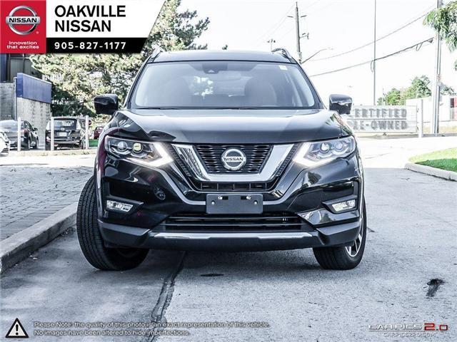2018 Nissan Rogue SL (Stk: N18050T) in Oakville - Image 2 of 20