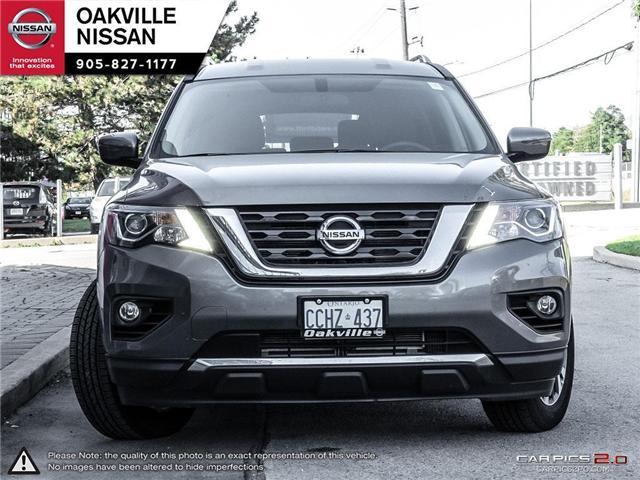 2018 Nissan Pathfinder SV Tech (Stk: N18020) in Oakville - Image 2 of 20